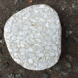 A Birthday stone for Blog